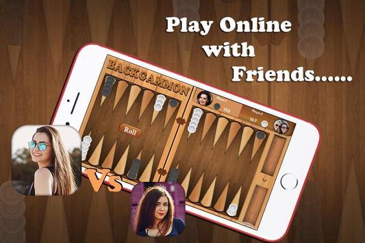 Backgammon : The Dice Game screenshot 2