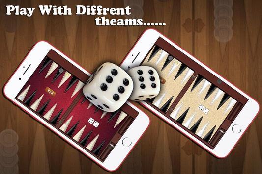 Backgammon : The Dice Game screenshot 3