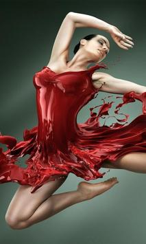 free ballet wallpaper poster