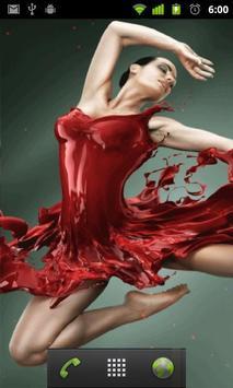free ballet wallpaper screenshot 1