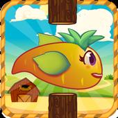 Farm Flying Carrot icon