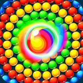Line bubble Shooter icon