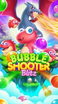 Line bubble Shooter poster