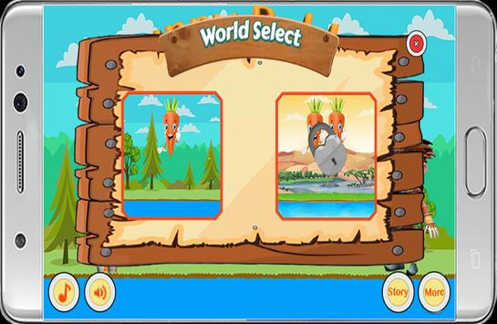 Bunny Run - Rabbit Run apk screenshot