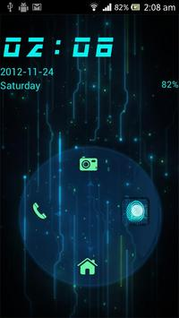 Digital Finger Go Locker apk screenshot