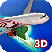 Flight Master Plane Simulation :Fly Airplane Games icon