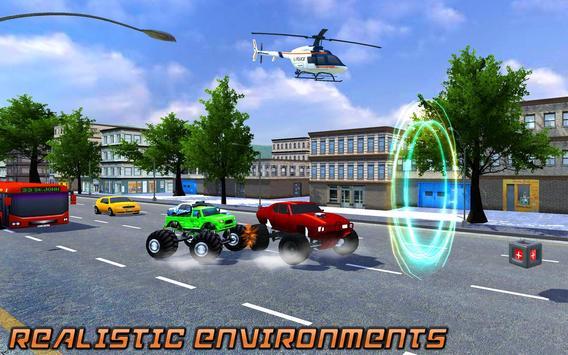Traffic Racer Monster Truck screenshot 11