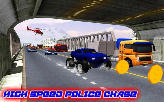 Traffic Racer Monster Truck screenshot 13