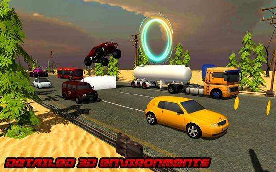 Traffic Racer Monster Truck screenshot 1