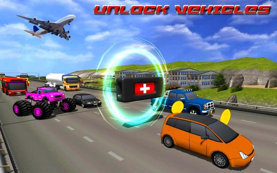 Traffic Racer Monster Truck screenshot 3