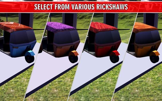 PK Offroad Rickshaw :Taxi Cab vs off road Rickshaw apk screenshot