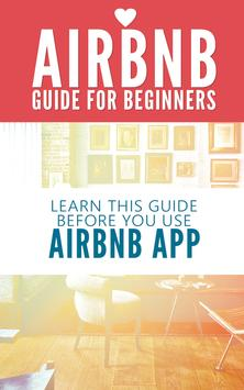 Guide For Airbnb App poster