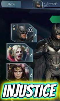 Guide for Injustice 2 poster