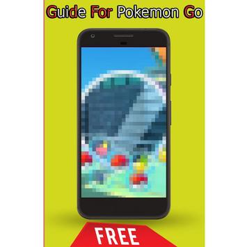 Ultimate pokemon go game Guide 2017 apk screenshot