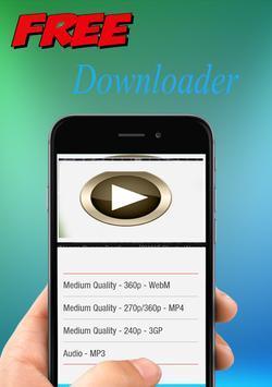 Free Downloader poster