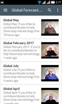 free daily horoscope SteveJuddAstrology screenshot 3