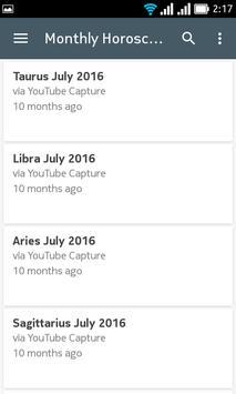free daily horoscope SteveJuddAstrology screenshot 11