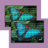 Butterfly Keyboard Theme icon