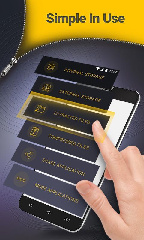 Rar unrar Files Zip unzip Tool & Archiver for Android - APK