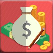 Cash + icon