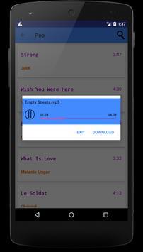 Free Music Downloader FunAndEnjoy screenshot 2