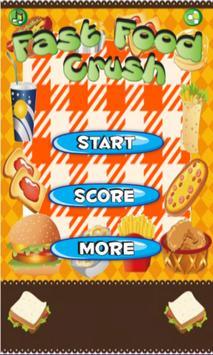 Fast Food Smash poster