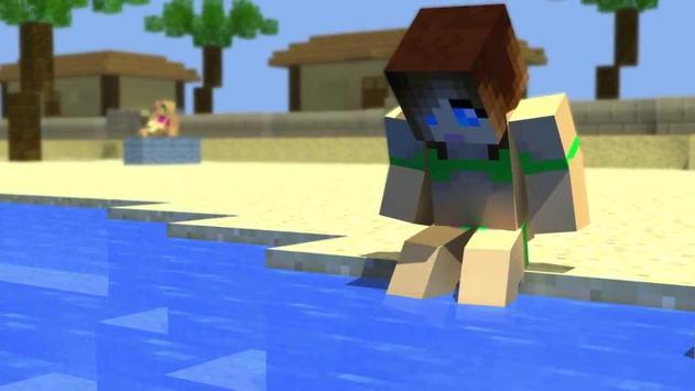 Hot Skins for Minecraft PE screenshot 1