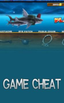 Free Hungry Shark Cheat poster