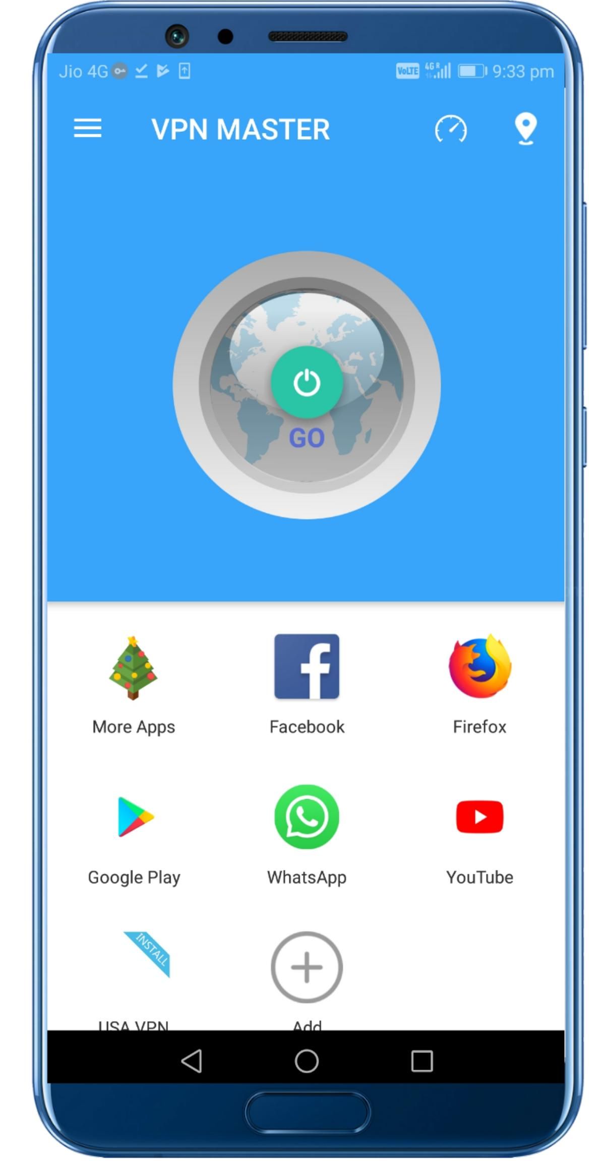 VPN IMO - HD Voice & Free Unlimited & Proxy VPN for Android - APK
