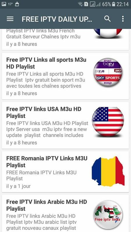 Today we post the newest M3U IPTV channel playlist of BRAZIL