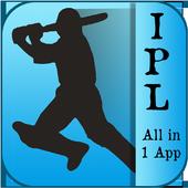 Live Updates for IPL 2015 icon