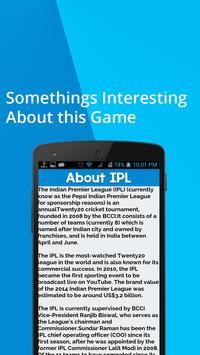 Live Updates for IPL 2015 screenshot 3