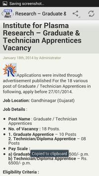 Free Job Alert screenshot 6