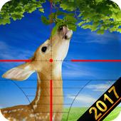 Safari wild Deer Hunting icon