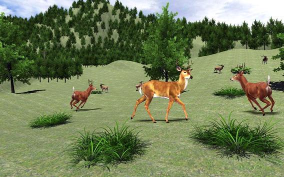 Safari wild Deer Hunting screenshot 3