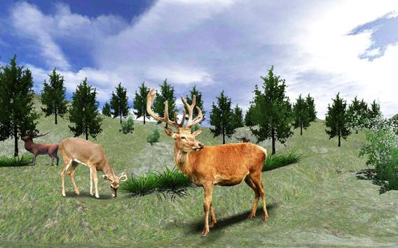 Safari wild Deer Hunting screenshot 14
