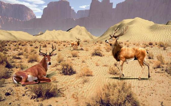 Safari wild Deer Hunting screenshot 1