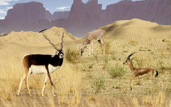 Safari wild Deer Hunting screenshot 23