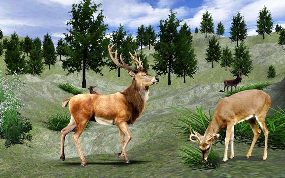 Safari wild Deer Hunting screenshot 2