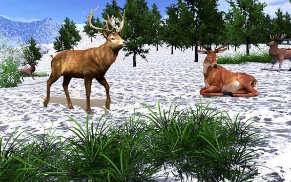 Safari wild Deer Hunting screenshot 4