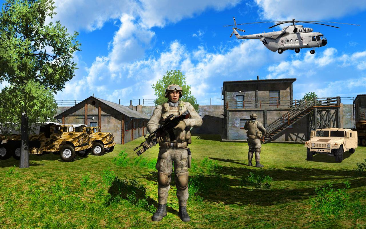 Army Sniper City Action 2018 for Android - APK Download