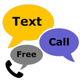 Free Text Free Calling App Tip icon
