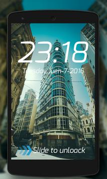 Pin Code lock screen themes apk screenshot