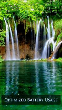 Free Live Waterfall Wallpaper HD Phone Backgrounds Screenshot 3