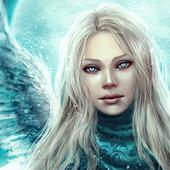 free live angel wallpaper icon