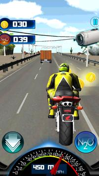 Free Moto Racer Best Free Game poster