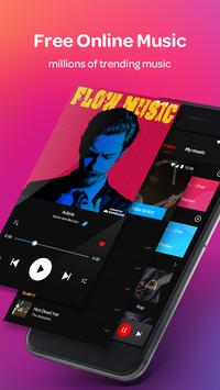 Free Music 2018 - Flow Music - Free Mp3 Player poster