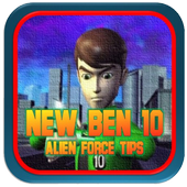 New Ben 10 Alien Force Tips icon