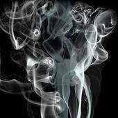 free smoke live wallpapers icon