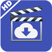 HD Video Downloader for fb - Speed icon